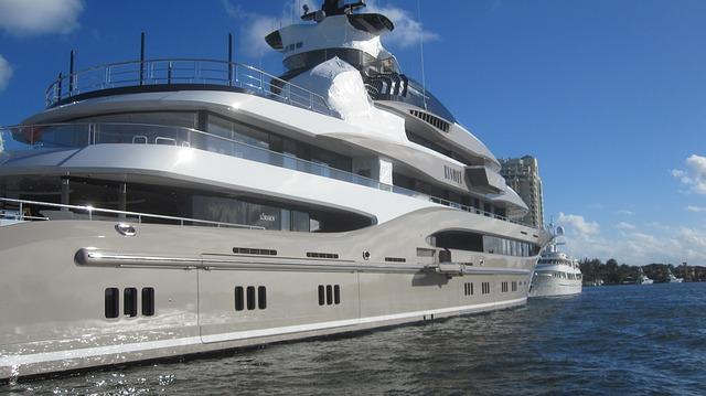 Les super-yachts : une cible facile pour les pirates des temps modernes ?