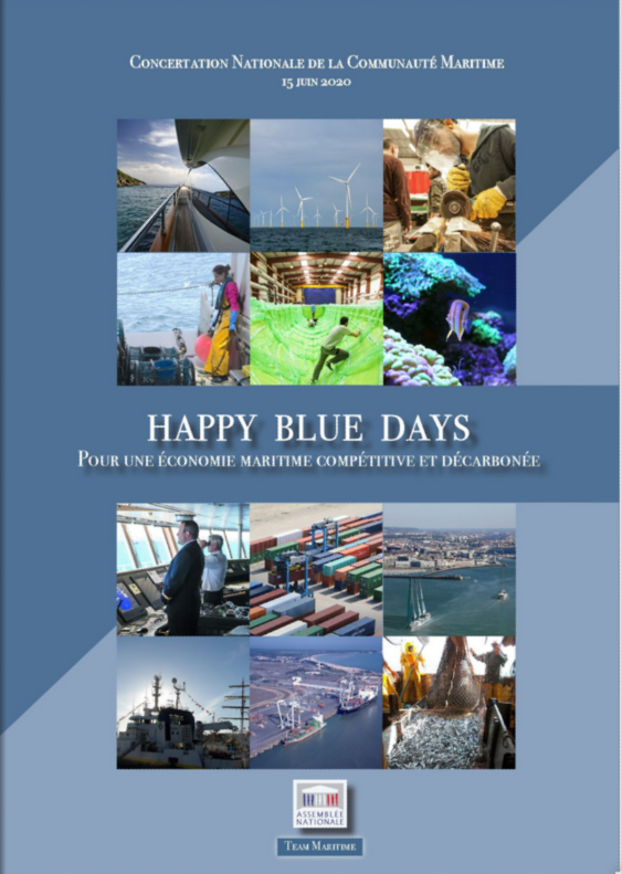 Rapport Happy Blue